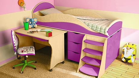 Фото - Где купить детскую кровать недорого? Как выбрать?