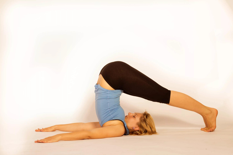 Картинка по теме: Польза перевернутых поз в йоге