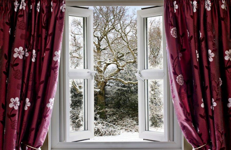 Картинка по теме: Как часто проветривать комнату зимой?