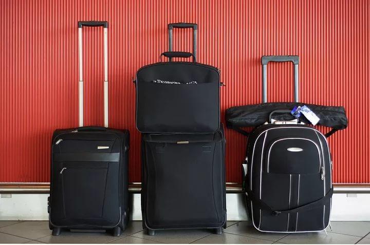 Фото на тему: Как выбрать чемодан?