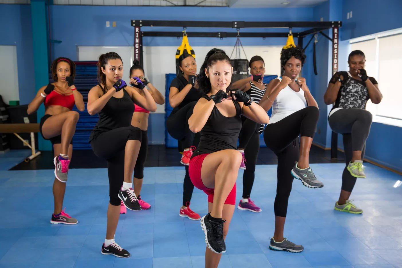 Фото на тему: Тренировки тай-бо для фигуры и от стресса