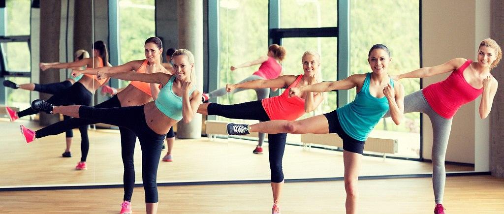 Картинка по теме: Тренировки тай-бо для фигуры и от стресса