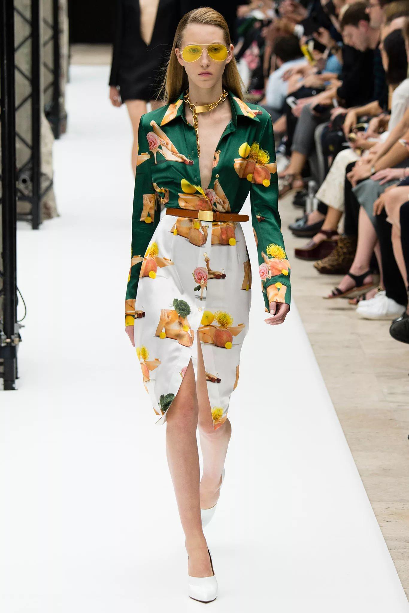 Фото на тему: Самые модные рубашки весна 2018