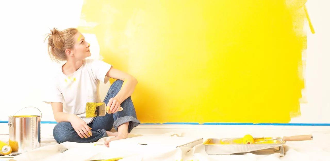Картинка по теме: Как нейтрализовать запах краски?
