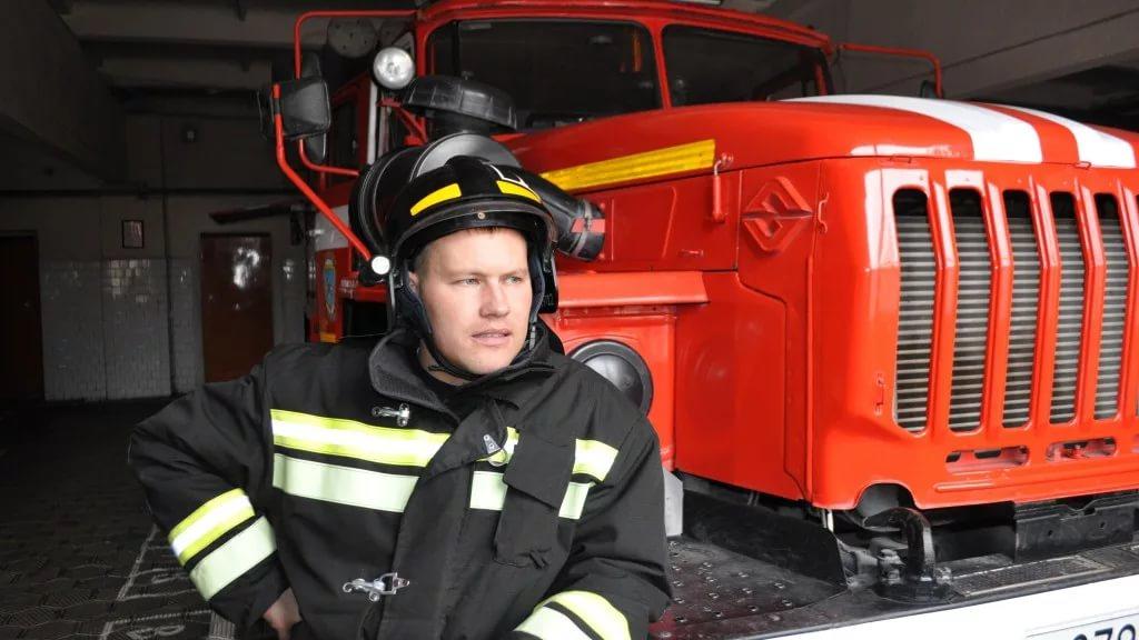 Картинка по теме: Муж пожарный. Каково это?