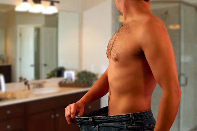 Картинка по теме: Секреты, почему мужчины худеют