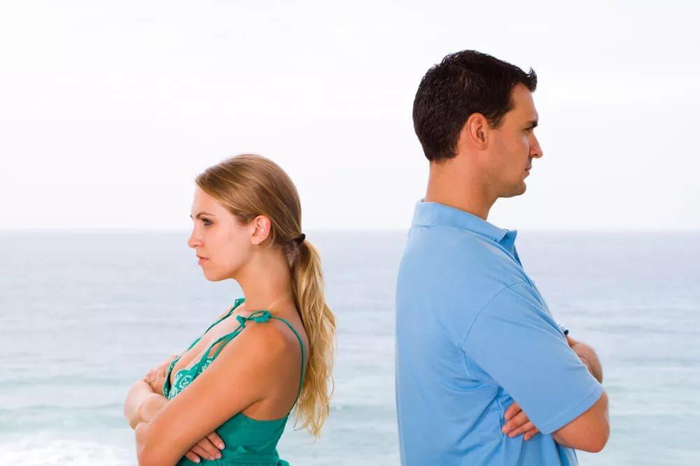 Фото на тему: Раздельный отпуск с мужем. Нормально?