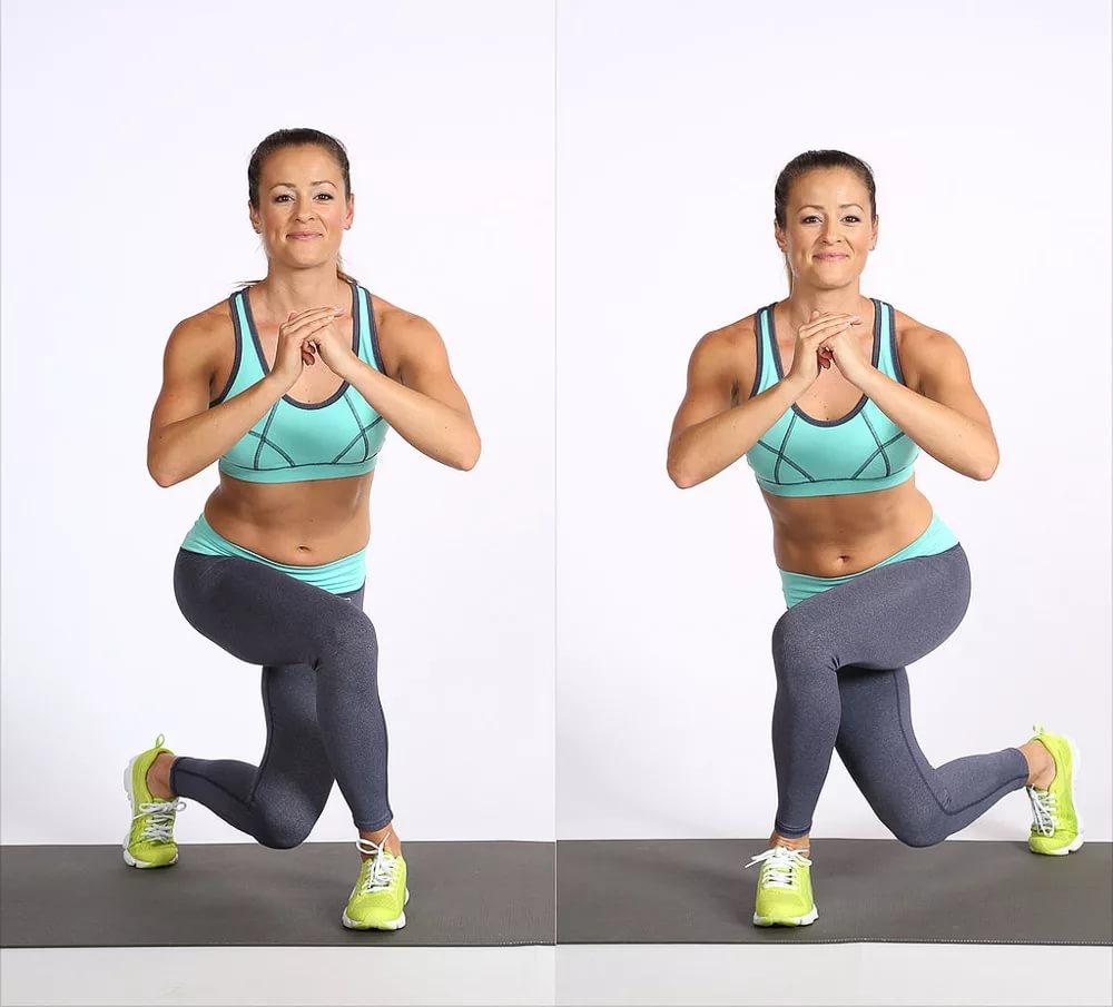 Фото на тему: Упражнения, которые не нужно делать, если хотите женственную фигуру
