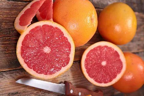 Картинка по теме: Польза грейпфрута для похудения?