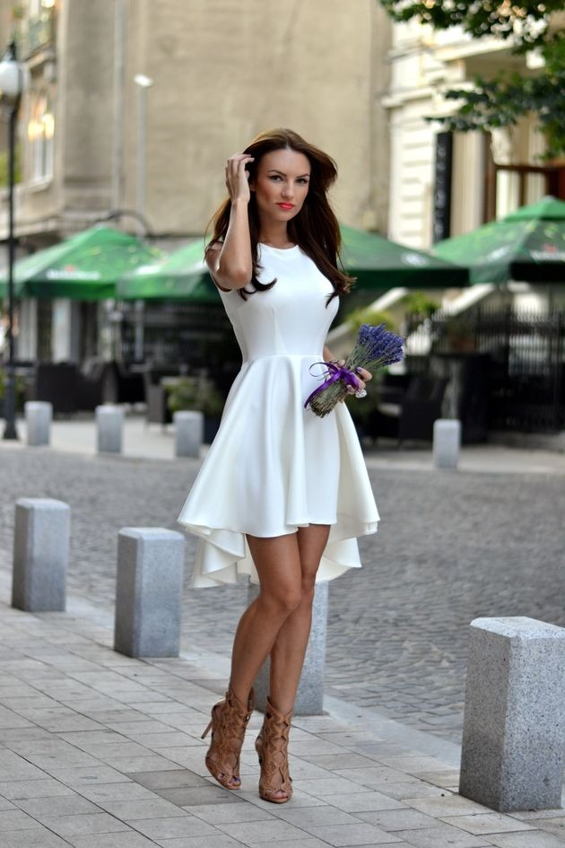 Платье Меняющее Цвет